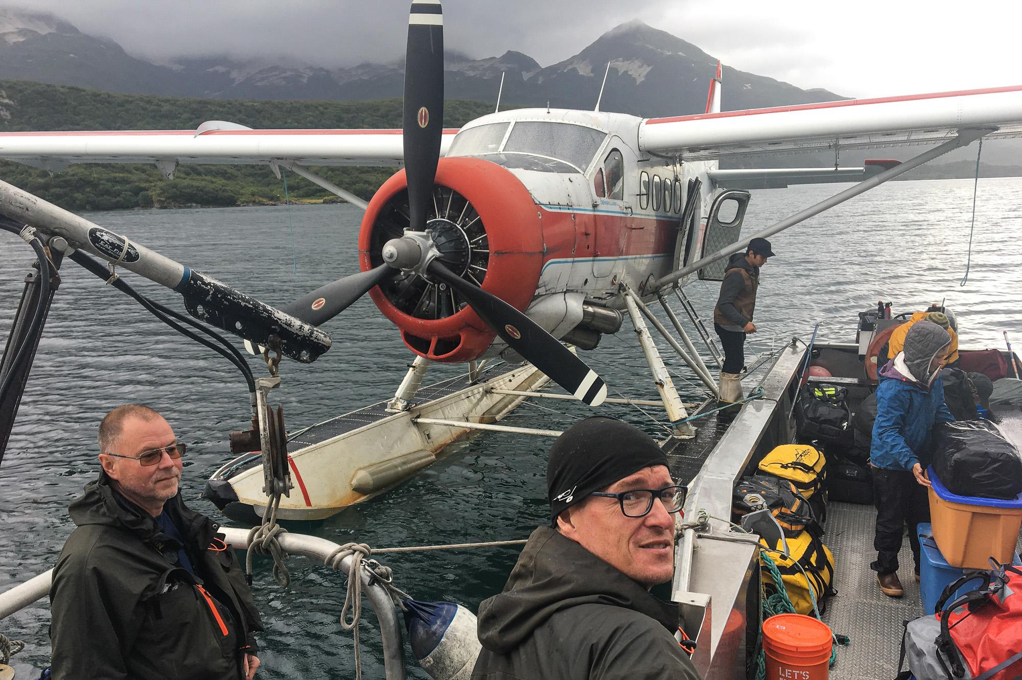 Sjöflyg i Alaska. ©Henrik Karlsson.
