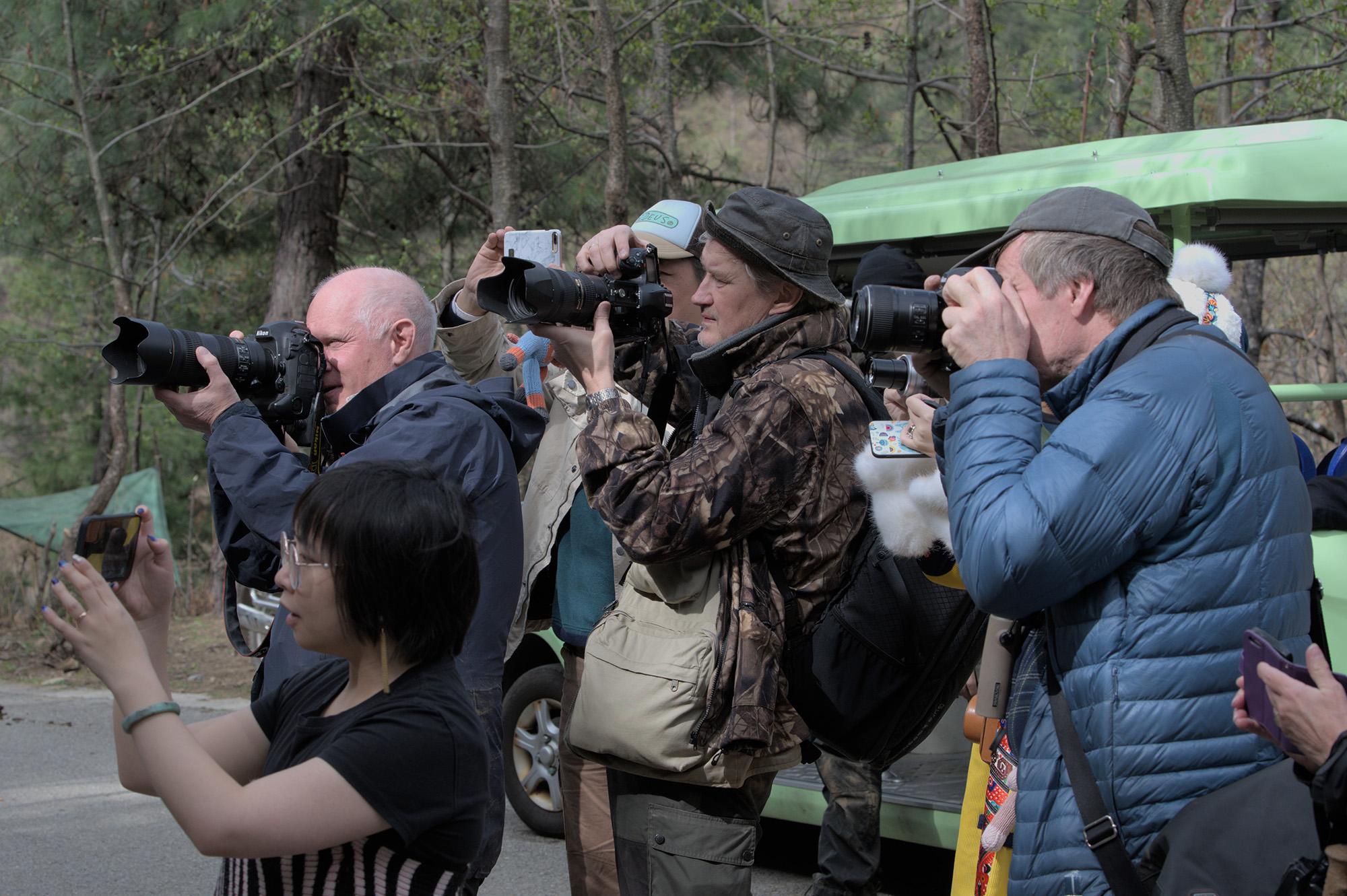 Fotografering i Yunnan, Kina. ©Thord Johansson.